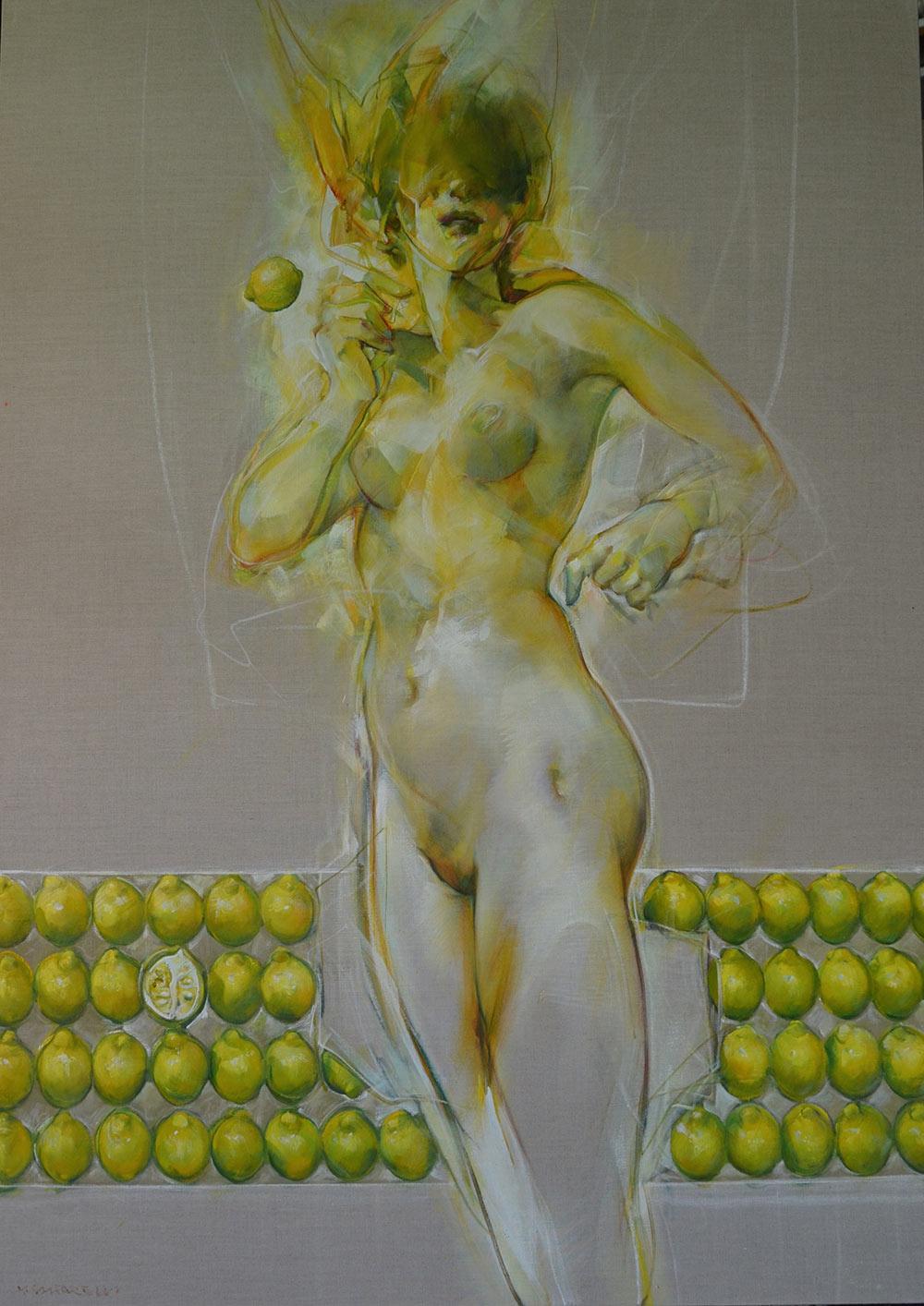 Vanni Saltarelli, Shampo al limone